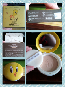 Compact Mineral Nature Republic Tweety