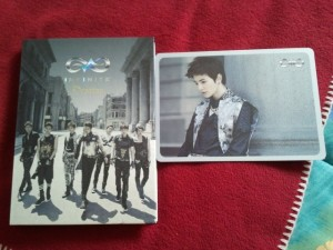 Infinite Destiny COver and card
