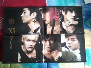 Shinhwa vol.11 Poster