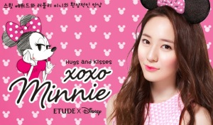 Etude House Etude x Disney -xoxo Minnie Collection