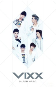 Vixx Single Album Vol. 1 - Super Hero